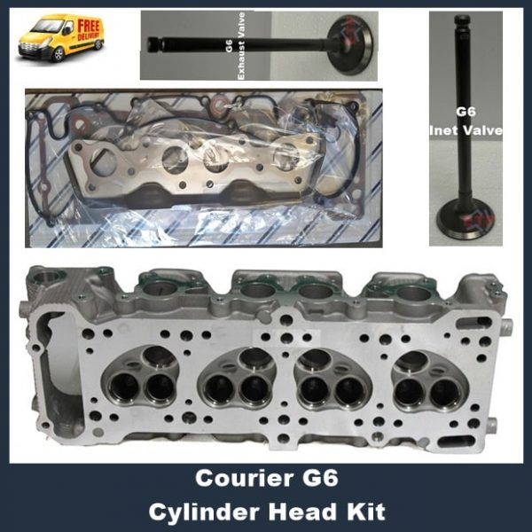 Courier G6 Cylinder Head Kit