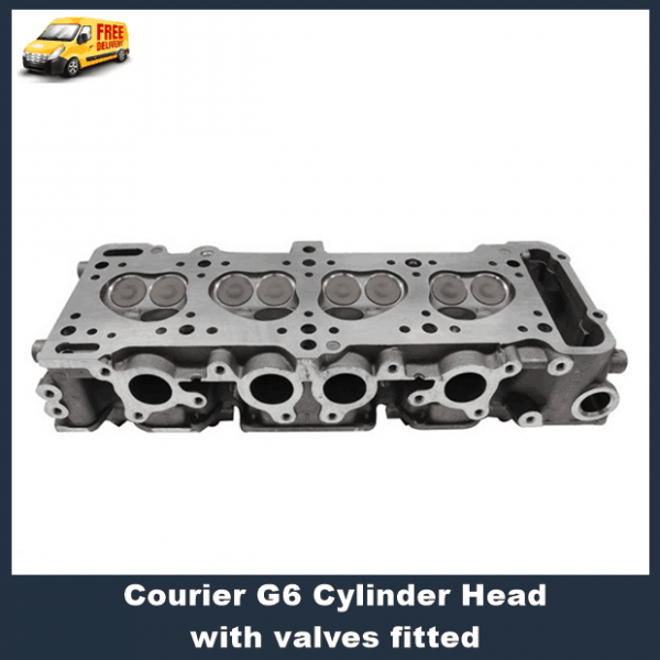 Courier-G6-Cylinder-Head-with-valves-fitted