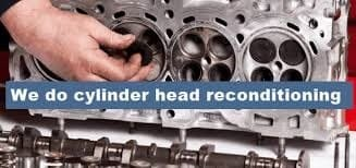 Cylinder head reconditioning-