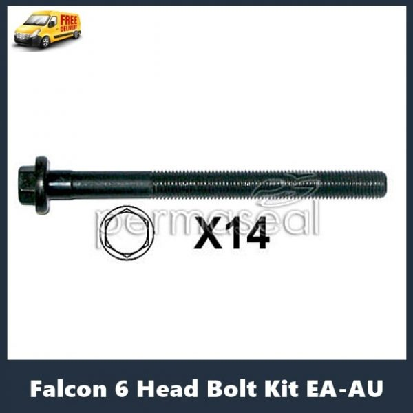 Falcon 6 Head Bolt Kit EA-AU