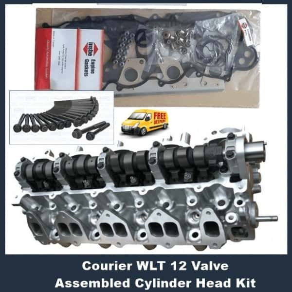 Ford-Courier-Complete-WLT Cylinder-Head