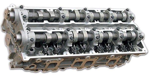 Mazda BT50 Cylinder Heads
