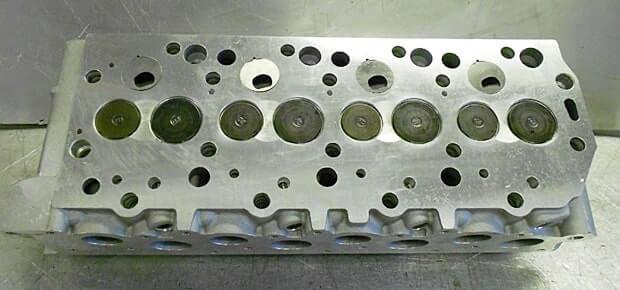 Mitsubishi 4D56 cylinder head