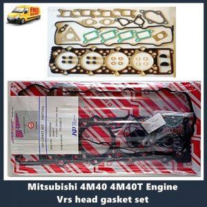 Mitsubishi 4M40 4M40T Engine Vrs head gasket set