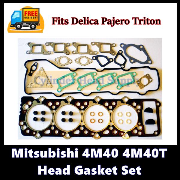 Mitsubishi-4M40-4M40T-Head-Gasket-Set