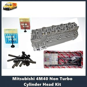Mitsubishi 4M40 Non Turbo Cylinder Head Kit