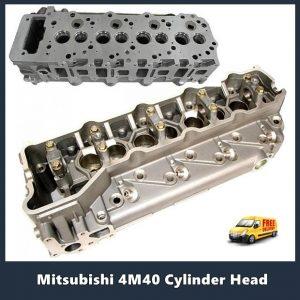 Mitsubishi 4M40 bare cylinder head
