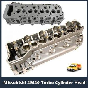 Mitsubishi 4M40T bare cylinder head