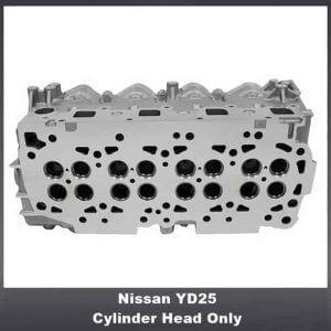 Nissan-Navara-Pathfinder-YD25-Cylinder-Head-Bare
