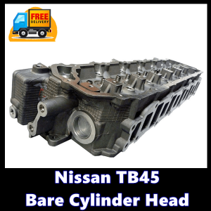 Nissan TB45 Bare Cylinder Head