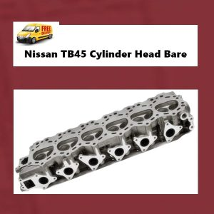 Nissan-TB45-Cylinder-Head-Bare