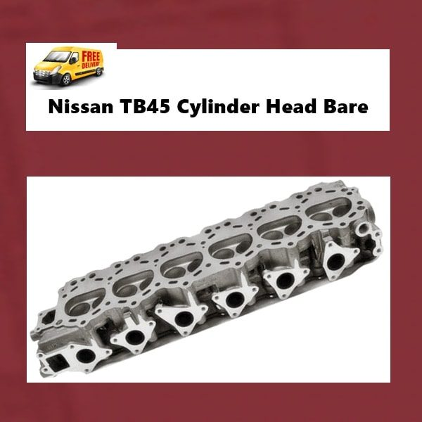 Nissan-TB45-Cylinder-Head-Bare