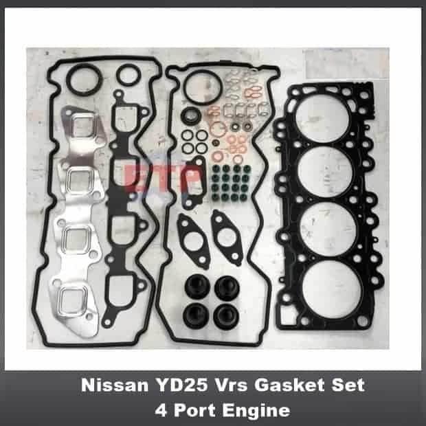 2001 Mitsubishi Galant Head Gasket: Nissan Navara YD25 Cylinder Head