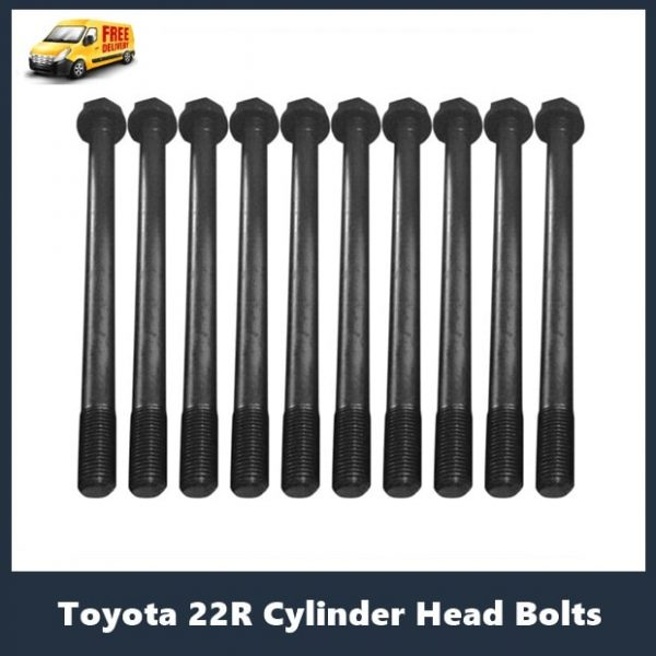 Toyota 22R Cylinder Head Bolts