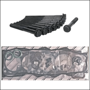 Toyota 2RZ Vrs Head Gasket Set with Bolts