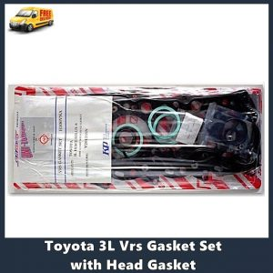 Toyota 3L Vrs Gasket Set with Head Gasket