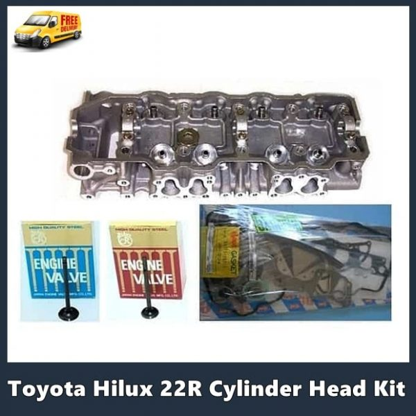 Toyota Hilux 22R Cylinder Head Kit