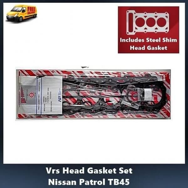 Nissan Patrol TB45 Vrs Head Gasket Set