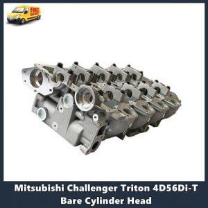 Mitsubishi Challenger Triton 4D56Di-T Bare Cylinder Head-