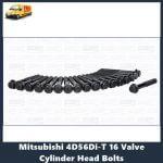 Mitsubishi 4D56Di-T 16 Valve Cylinder Head Bolts