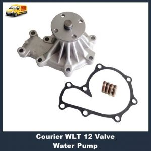 Courier WLT 12 Valve Water Pump-