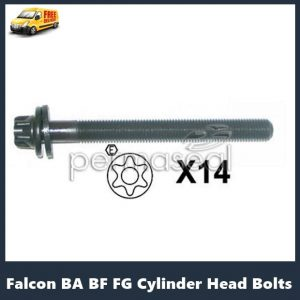 Falcon BA BF FG Cylinder Head Bolts