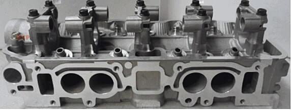 Mitsubsihi-4g64-8-valve-bare-cylinder-head-