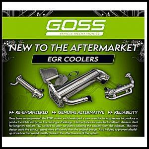 New EGR Coolers