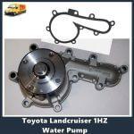 Toyota Landcruiser 1HZ Water Pump