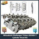 Mitsubishi Challenger Triton 4D56Di-T Cylinder Head Kit