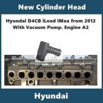 Hyundai iLoad iMax new bare cylinder head from 2012