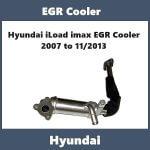 Hyundai iLoad imax EGR Cooler 2007 to late 2013