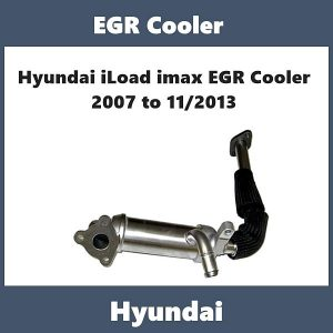 Hyundai iLoad imax EGR Cooler 2007 to late 2013