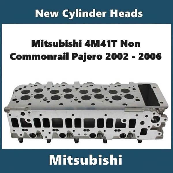 Mitsubishi 4M41T Non Commonrail Pajero 2002 - 2006