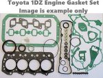 Toyota 1DZ Engine gasket set