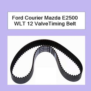 Ford Courier Mazda E2500 WLT 12 Valve Timing Belt
