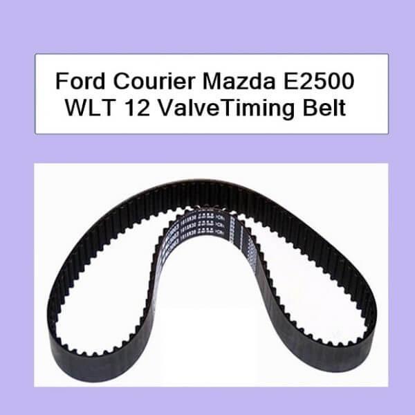 Ford Courier Mazda E2500 WLT 12 Valve Timing Belt