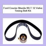 Ford Courier WLT 12 Valve Timing Belt Kit