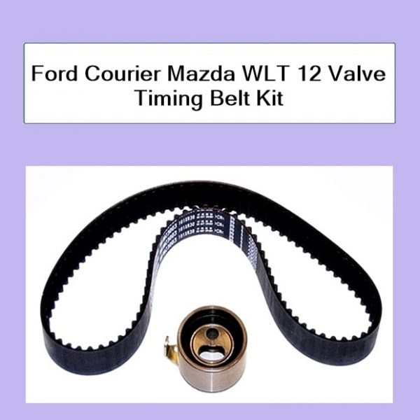 Ford Courier WLT 12 Valve Timing Belt Kit