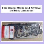 Ford Courier Mazda WLT 12 Valve Vrs Head Gasket Set