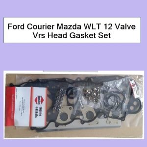 Ford Courier Mazda WLT 12 Valve Vrs Head Gasket Set