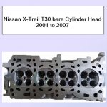Nissan X-Trail T30 bare Cylinder Head 2001 to 2007