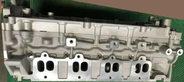 Nissan X-Trail T31 Diesel M9R Cylinder Head