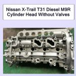 Nissan X-Trail T31 Diesel M9R Cylinder Head Without Valves