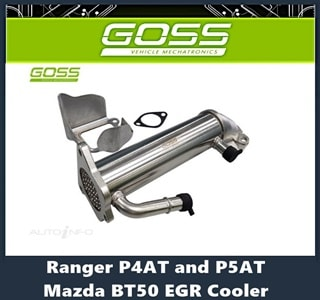 Ford Everest Ranger Mazda BT50 EGR Cooler