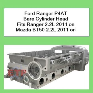 New Bare P4AT Cylinder Head Suits Ford Ranger Mazda BT50
