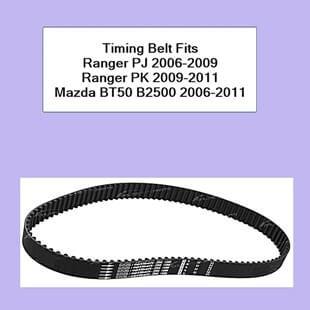 Timing Belt Ranger PJ PK 2006-2011 Mazda BT50 B2500 2006-2011