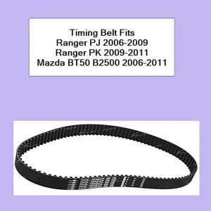 Timing Belt Ranger PJ PK 2006-2011 Mazda BT50 B2500 2006-2011