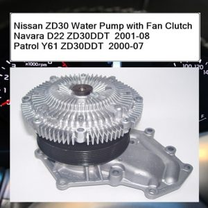 Nissan ZD30 Water Pump