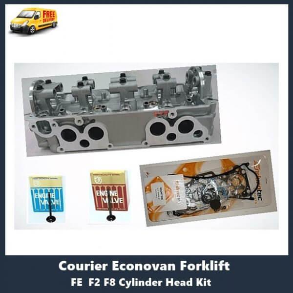 Ford FE F2 F8 Cylinder Head kit